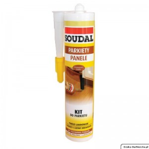 Soudal - kit do parkietu (poj. 310 ml)