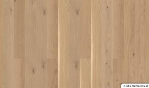 Deska Boen Dąb Animoso delikatnie szczotkowany lakier Live Pure szer. 138 mm