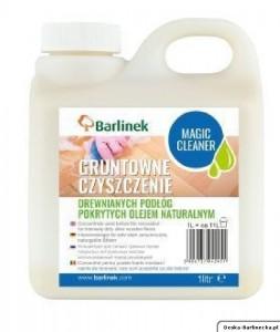 MAGIC CLEANER Środek do gruntownego czyszczenia podłóg olejowanych - 1 L