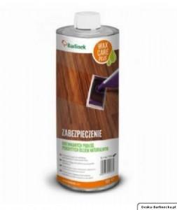 WAX CARE PLUS Środek do pierwszej i okresowej pielęgnacji podłóg drewnianych olejowanych - 1 L
