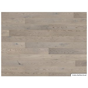 Podłoga drewniana Tarkett Shade Dąb Misty Grey lakier mat, 7870052