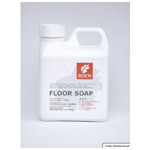 Boen Floor Soap, mydło podłogowe 1 l